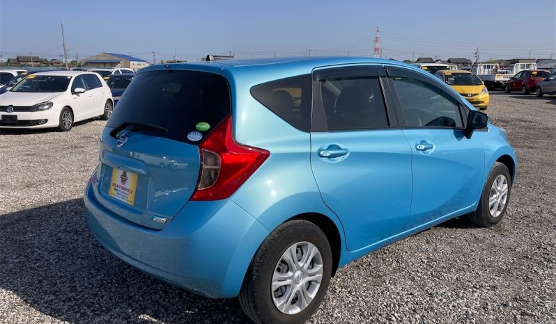 NISSAN NOTE X DIG-S TL10065 full