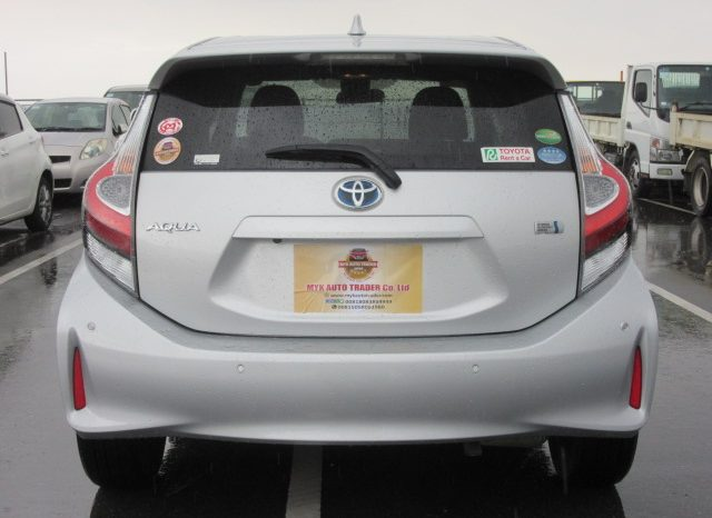 Toyota Aqua 2018 S Push Start PK10009 full